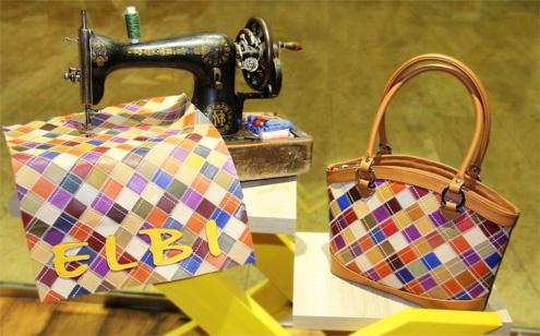 Elbi - производство и продажа женских и мужских сумок собственного производства