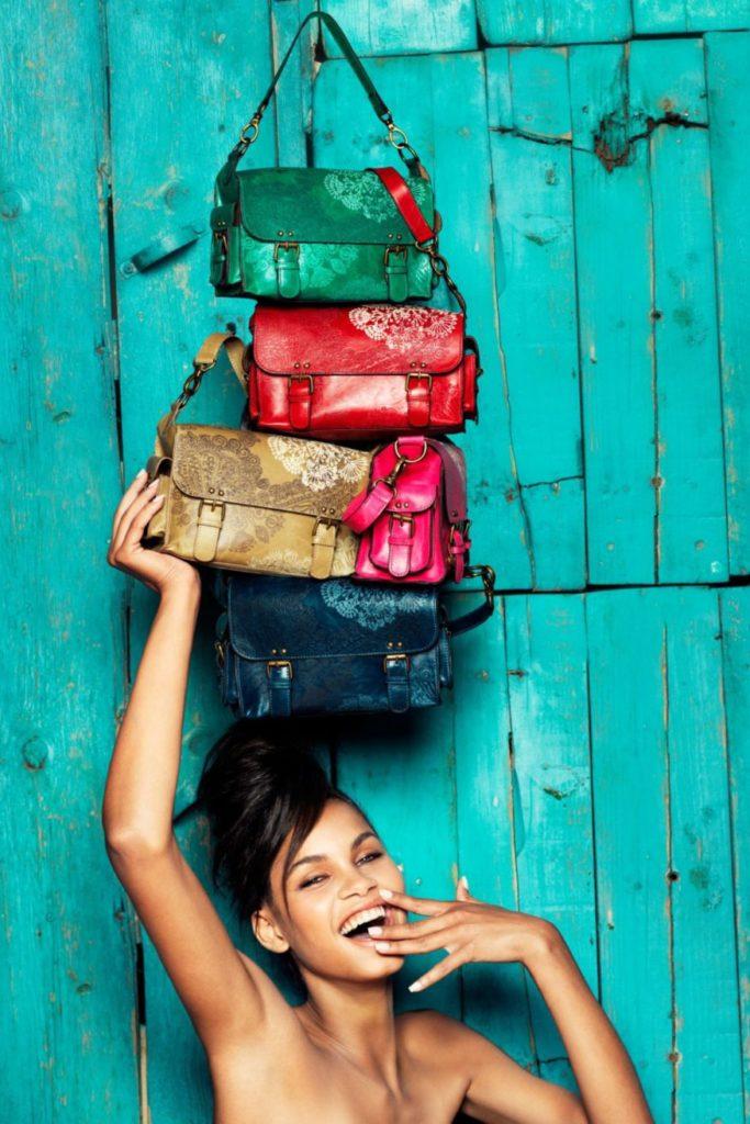 Как выбрать сумку, ориентируясь на свой рост