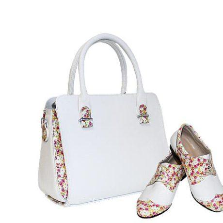ботинки и сумка