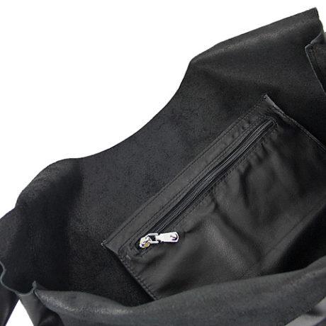 Кожаный пакет