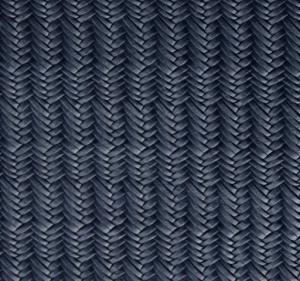 Синяя коса