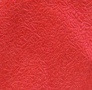 Кристалл красный