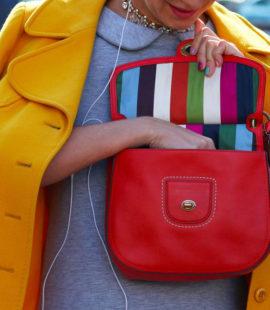 Актуально ли сегодня сочетать сумку с другими аксессуарами?