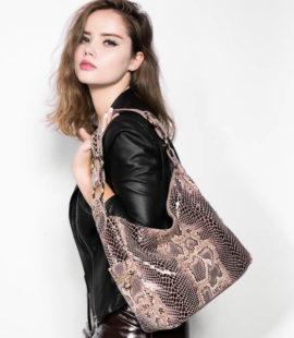 Преимущества сумок из натуральной кожи